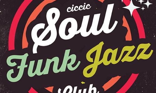 Soul, Funk, Jazz Club Presents 7 Piece Band Monkey Chuckle – Sat 12th Nov