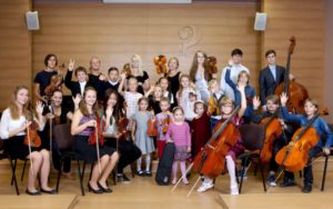 Ceske Budejovice Youth Orchestra