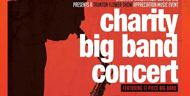 Charity Big Band Concert Sun 7th Aug