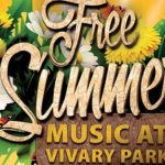 Free Youth Music Family Concert at Vivary Park, Taunton, Sun 7 Aug