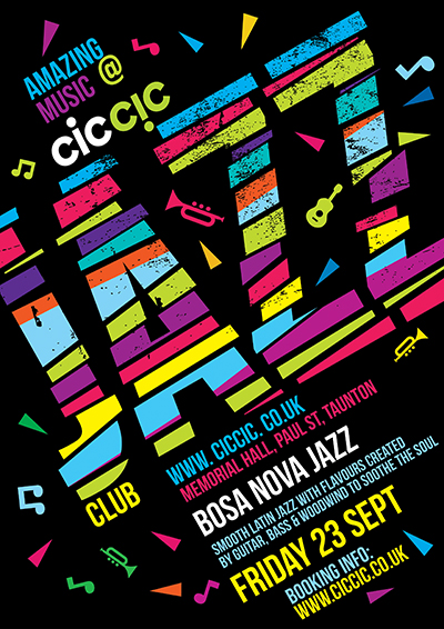 bosa nova jazz at ciccic jazz club