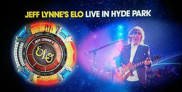 Live in Concert – ELO Live In Hyde Park – Sat 24th Sept