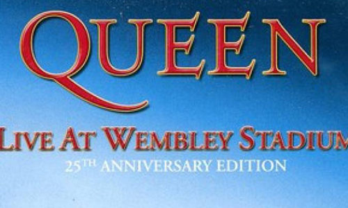 Live in Concert – Queen – Live at Wembley – Sat 27th Aug
