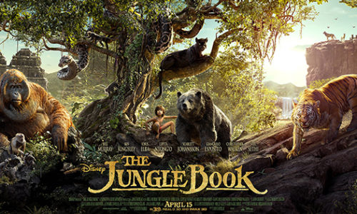 Movie Night – The Jungle Book (2016) – Thurs 8th Sept
