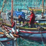RONALD CANN: RECENT WORK and SKETCHES FROM TAUNTON FLOWER SHOW  8 August – 4  September 2016