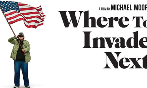 Movie Night – Where to Invade Next – Thurs 11th Aug
