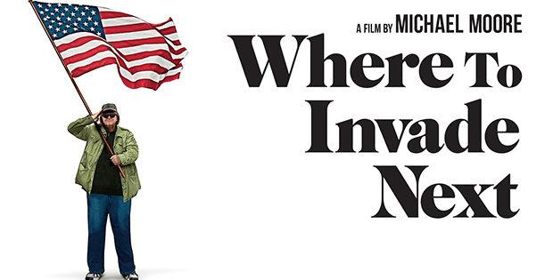 Movie Night – Where to Invade Next – Thurs 11th Aug