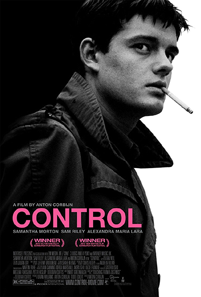 control the movie 2007 poster