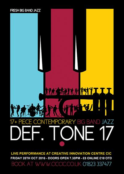 def tone 17 big band