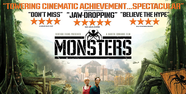 Monsters the movie