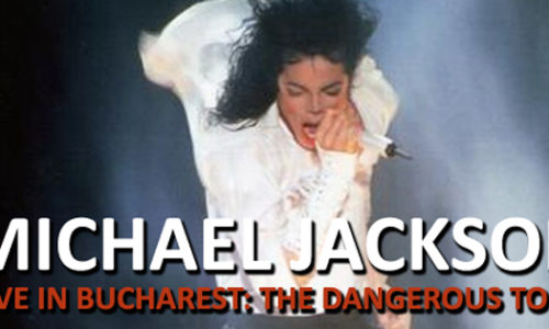 Live in Concert – Michael Jackson & Vidoes – Sat 22nd Oct