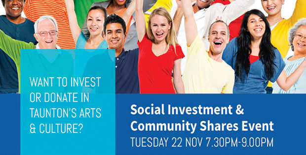 CICCIC 'Past Present & Future' Social Investment & Community Shares' Night