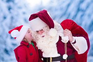 Santa Grotto Visit Bookings for Thurs 22 Dec