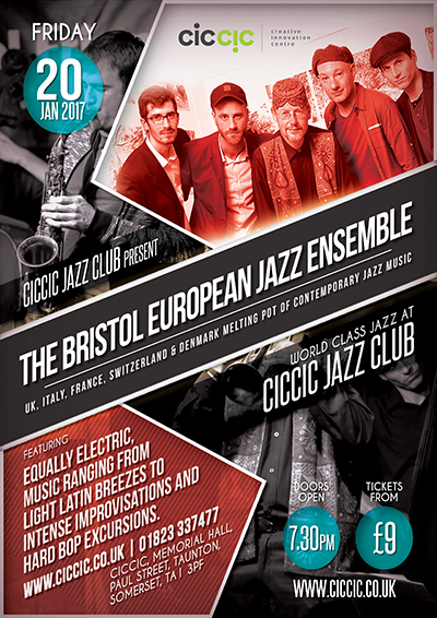 jazz music bristol ensemble