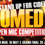 'Stand Up For Cider' Open Mic Comedy Competition 2017 & Audience Tickets