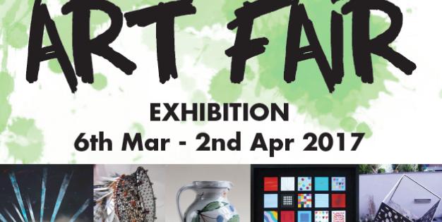Anniversary Art Fair  6th March – 2nd April 201