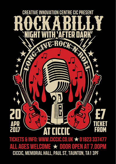 ciccic rockabilly night taunton