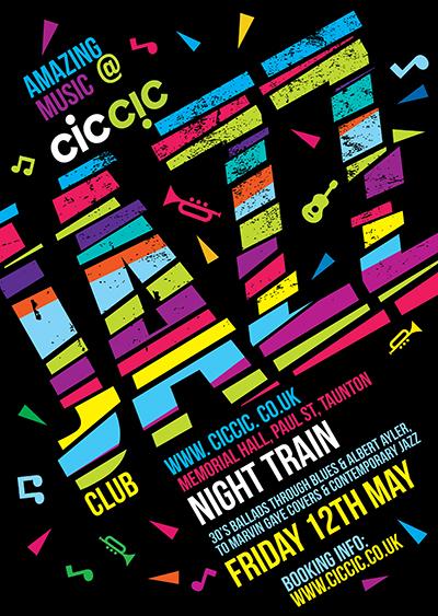 ciccic jazz club night train