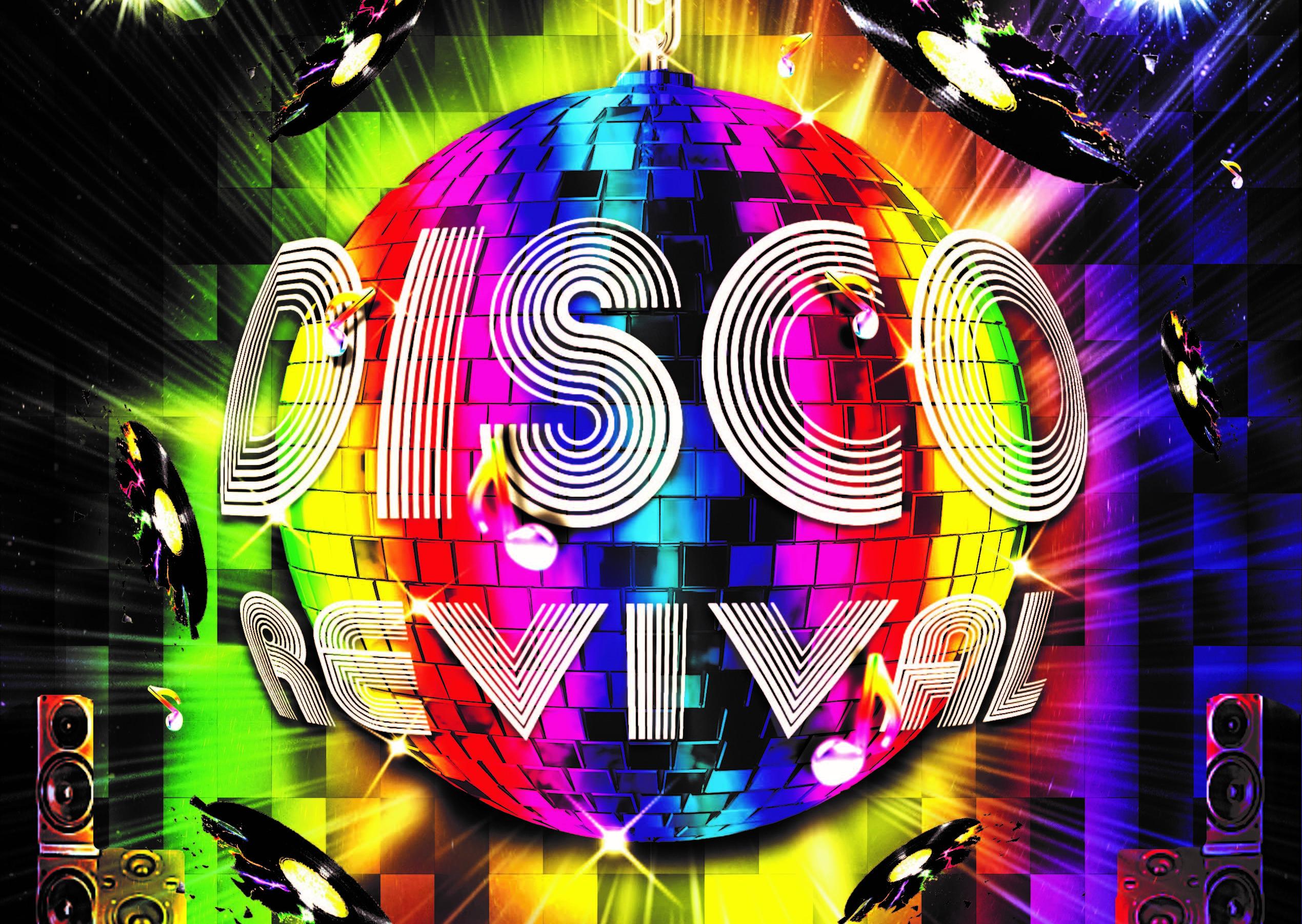 Dance Night – 70s 80s Disco Revival – Saturday 25th May ...